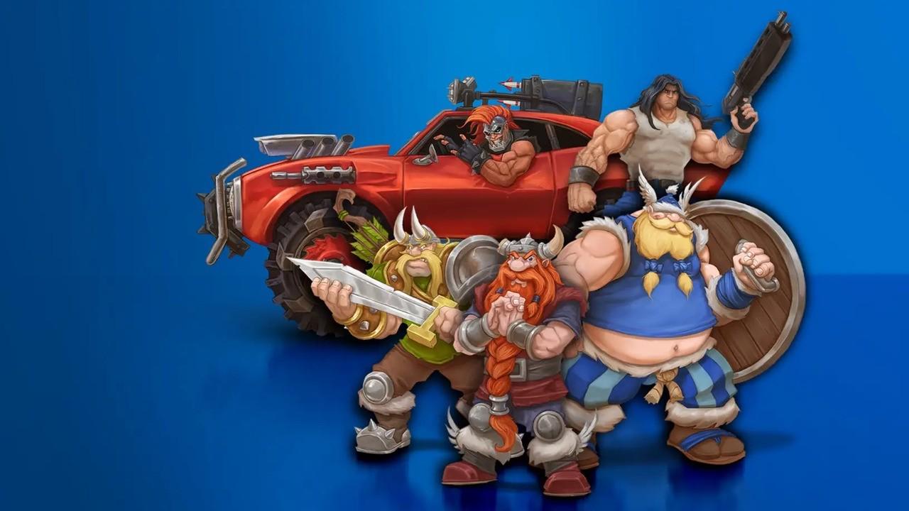 Ретро-классика возродилась на PS4 в коллекции Blizzard Arcade