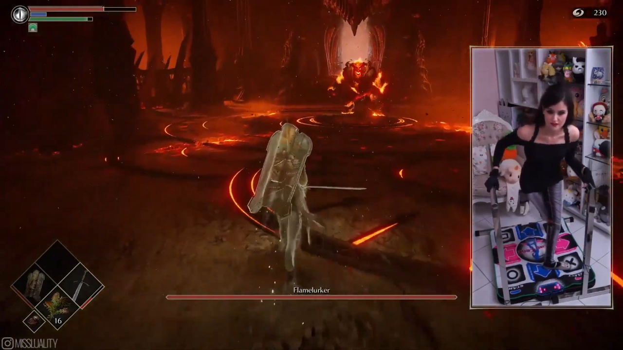One of Demon's Souls' Hardest Bosses Has Been Beaten Using Just a Dance Pad
