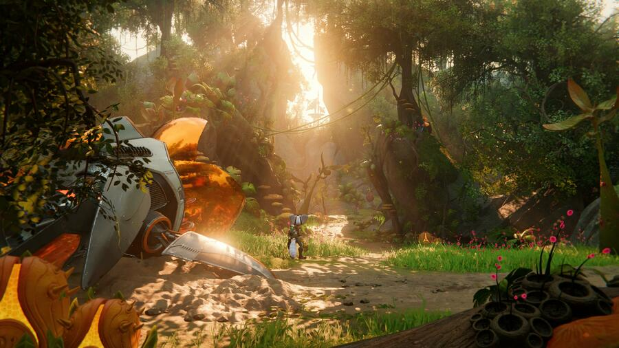 Ratchet & Clank: Rift Apart: Sargasso (Outpost L51) - All Collectibles: Spybots, Gold Bolts, Armour, CraiggerBears 1