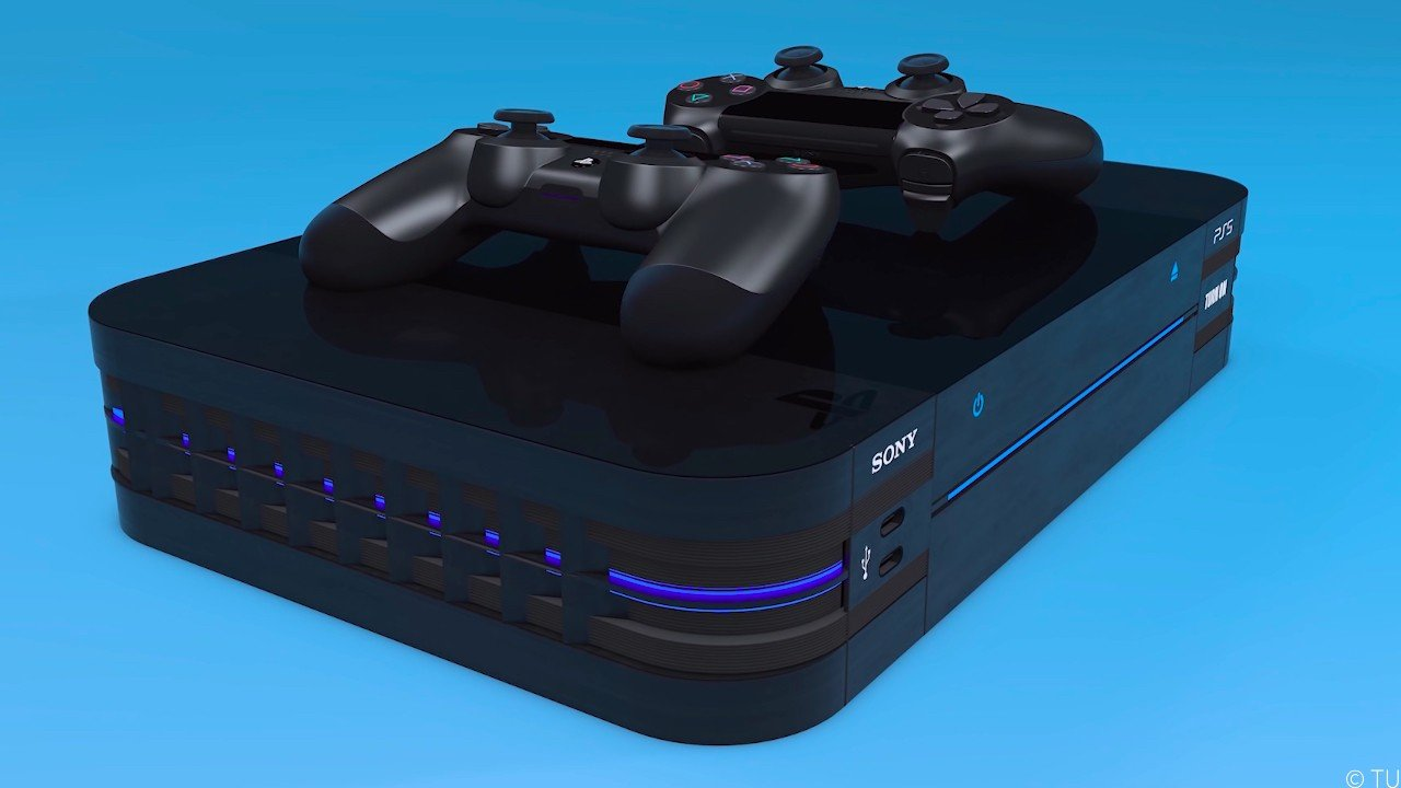 PS5 Concept Video Shows What One Retailer Thinks the Console Will Look Like