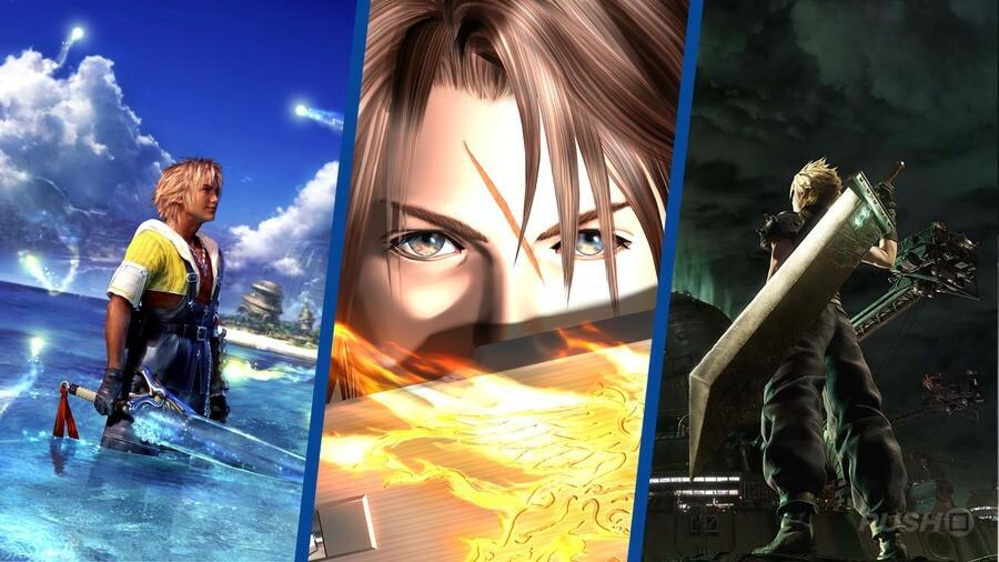 Final Fantasy Best Game Poll
