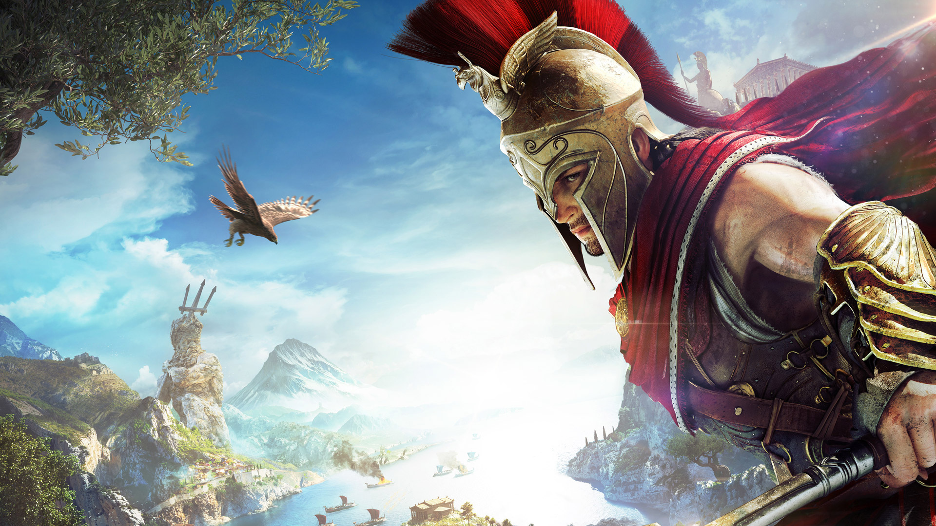 assassins creed odyssey official site
