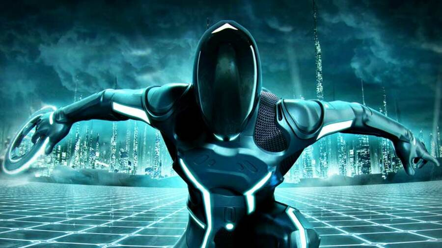 Tron PlayStation 4 PS4 1