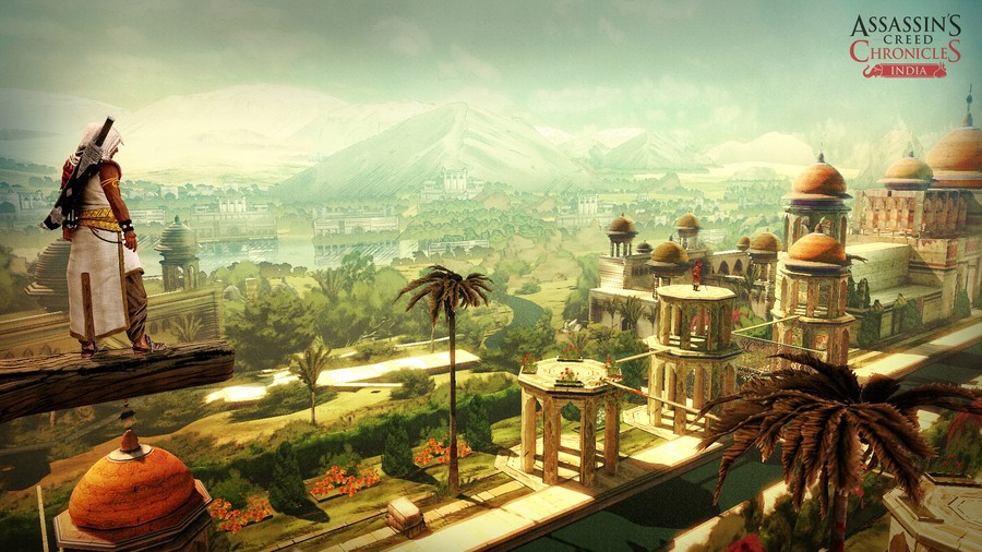 Assassin's Creed Chronicles India PS4 PlayStation 4 1