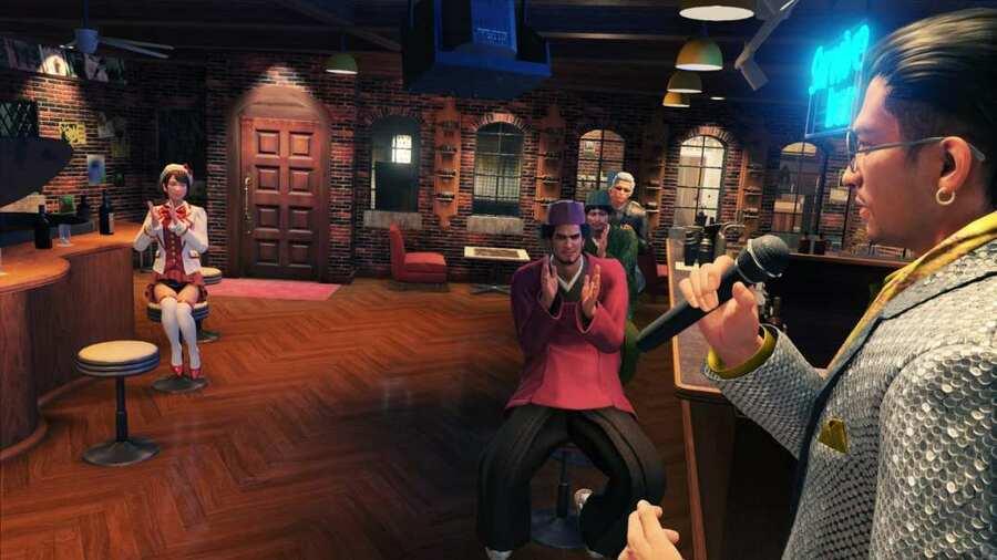 Yakuza Like a Dragon PS5 PlayStation 5 PS4 3