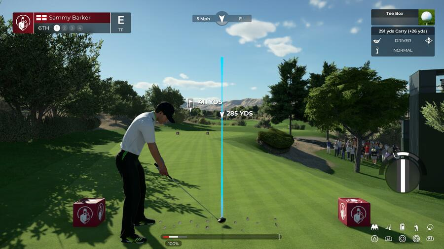 PGA Tour 2K21 PS4 PlayStation 4 1