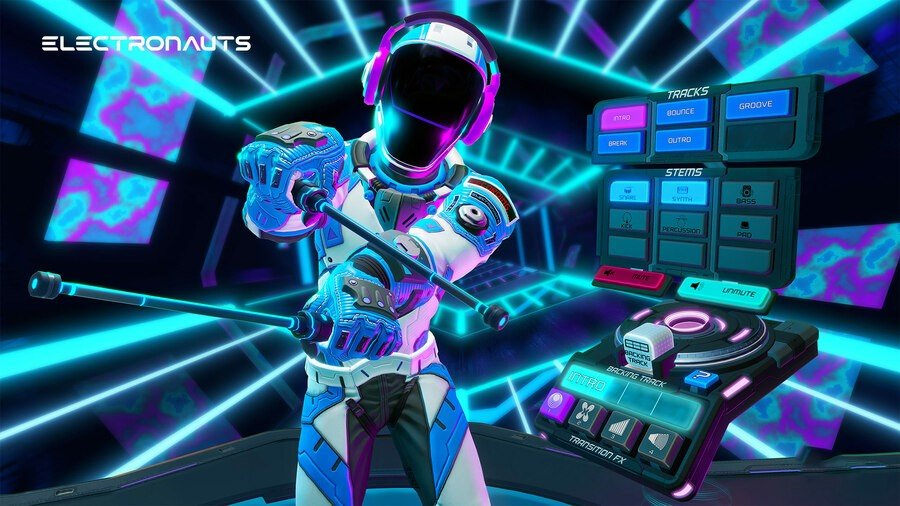 Electronauts PS4 PSVR PlayStation VR Sony 1
