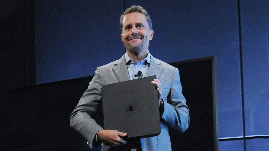 Andrew House Ps4 Pro