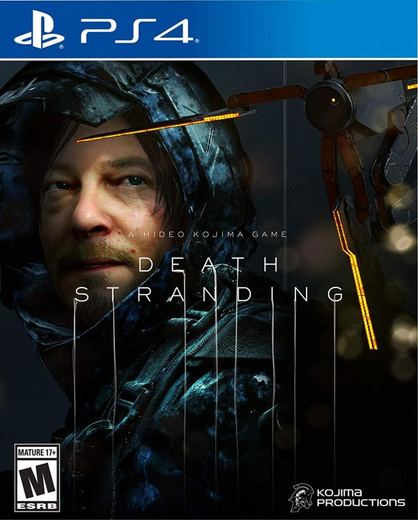 Death Stranding Review Ps4 Push Square