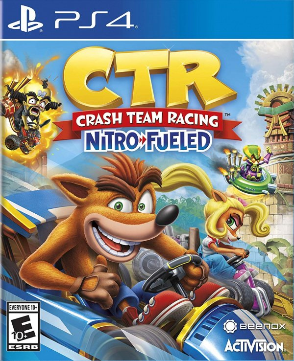 Crash Team Racing Nitro-Fueled Review (PS4) | Push Square