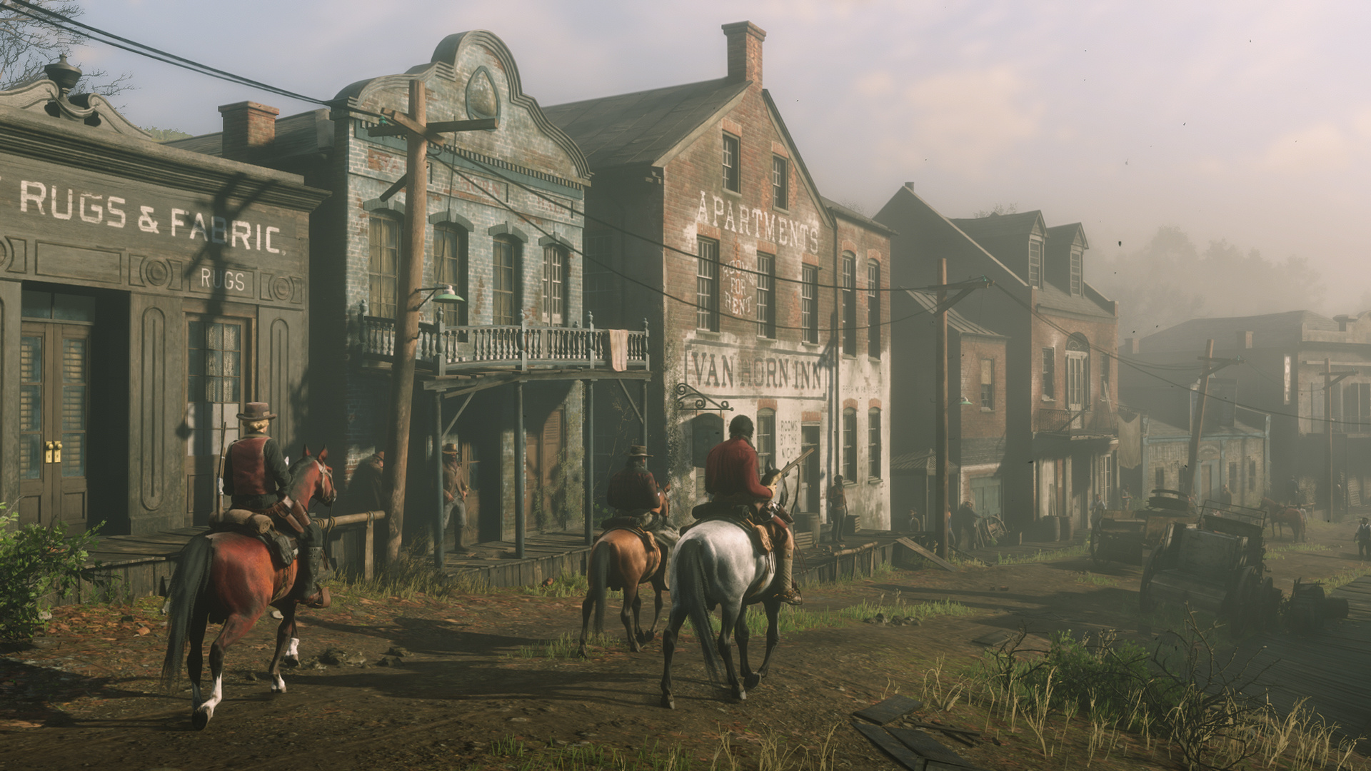 Rockstar Addresses Red Dead Online Economy and Other Bugs