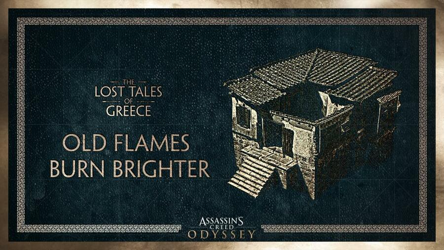 Assassin's Creed Odyssey Lost Tales Of Greece August