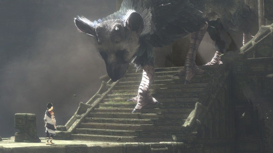 The Last Guardian PlayStation 4 PS3