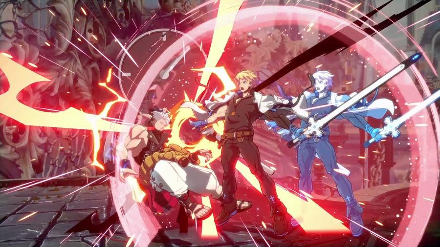 Guilty Gear Strive PS5 Battle Mode