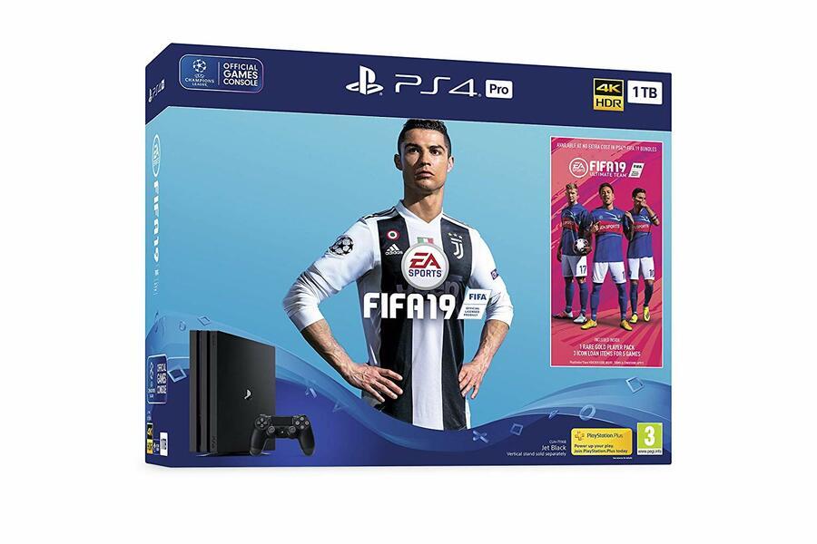 PS4 Pro FIFA 19 Bundle