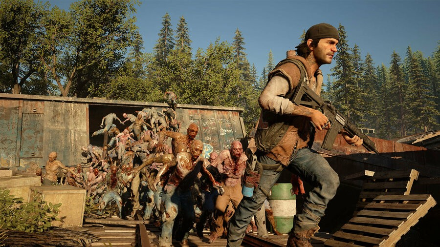 Days Gone PS4 PlayStation 4 1