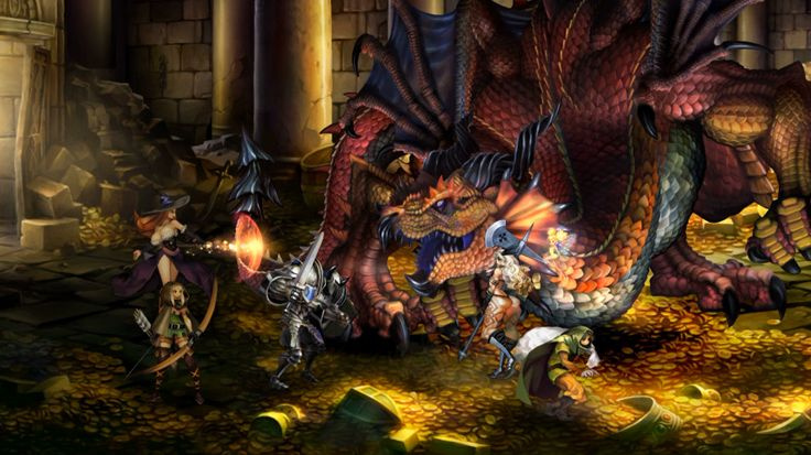 5 Things You Might Not Know About Dragon S Crown Push Square
