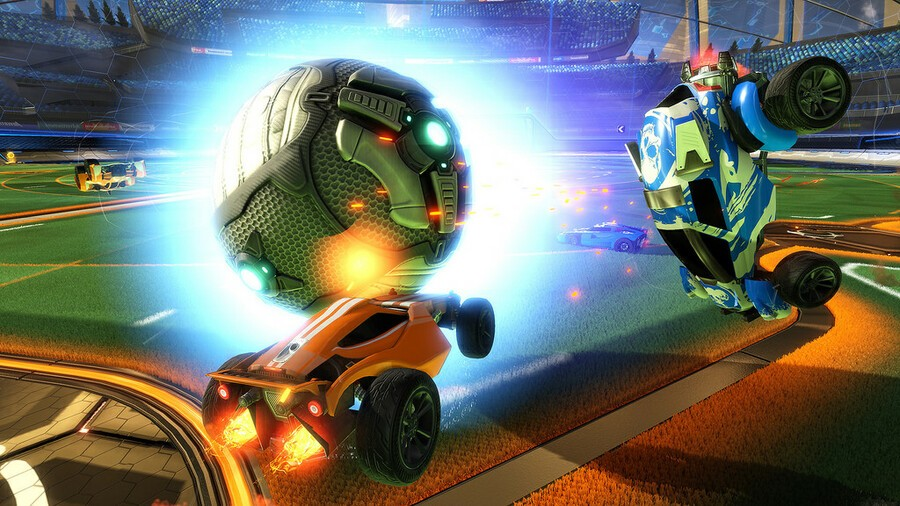 Rocket League PS4 PlayStation 4 First Impressions