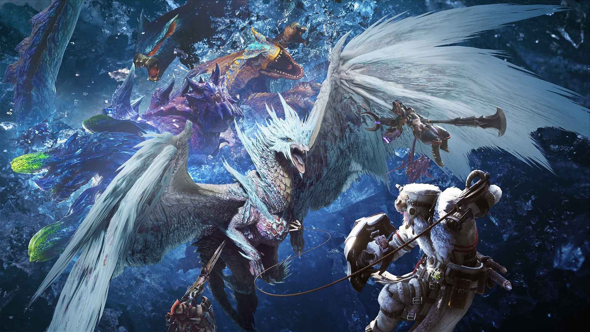 Iceborne ships 2.5 million units during launch week