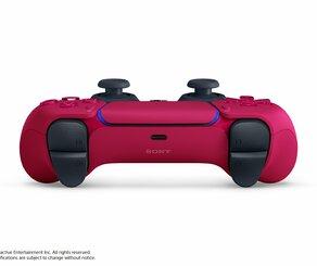DualSense PS5 Controller Cosmic Red 3