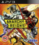 Anarchy Reigns Cover (Click to enlarge)