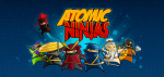 Atomic Ninjas Cover (Click to enlarge)