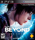 Beyond: Two Souls Cover (Click to enlarge)