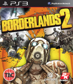 Borderlands 2 Cover (Click to enlarge)