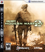 Call of Duty: Modern Warfare 2 Cover (Click to enlarge)