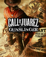 Call of Juarez: Gunslinger Cover (Click to enlarge)