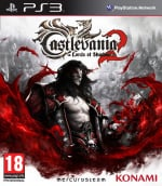 Castlevania: Lords of Shadow 2 Cover (Click to enlarge)