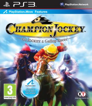 Champion Jockey