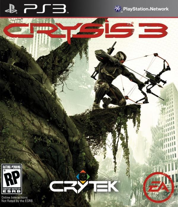 Kết quả hình ảnh cho Crysis®3 cover ps3