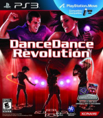 DanceDanceRevolution Cover (Click to enlarge)