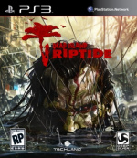 Dead Island: Riptide Cover (Click to enlarge)