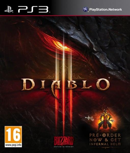 Kết quả hình ảnh cho Diablo III COVER PS3