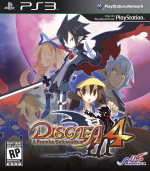 Disgaea 4: A Promise Unforgotten Cover (Click to enlarge)