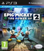 Disney Epic Mickey 2: The Power of Two Cover (Click to enlarge)