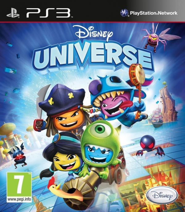 Disney Games For Ps3 : Disney universe review ps push square