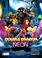 Double Dragon: Neon Cover (Click to enlarge)
