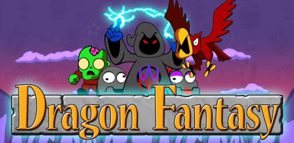 Dragon Fantasy: Book I