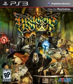 Dragon's Crown Cover (Click to enlarge)