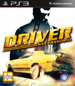 Driver: San Francisco Cover (Click to enlarge)