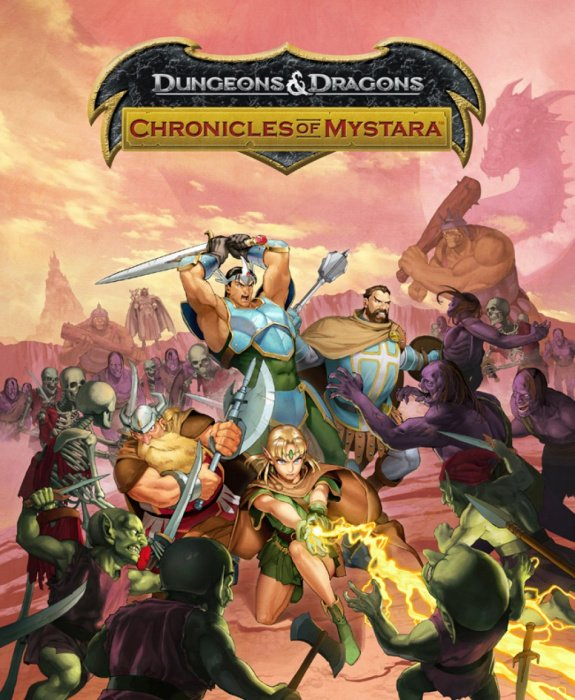 Dungeons & Dragons Chronicles of Mystara HD