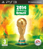 EA Sports 2014 FIFA World Cup Brazil Cover (Click to enlarge)