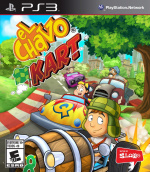 El Chavo Kart Cover (Click to enlarge)