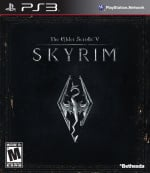 The Elder Scrolls V: Skyrim Cover (Click to enlarge)