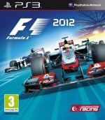 F1 2012 Cover (Click to enlarge)