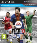 FIFA 13 Cover (Click to enlarge)