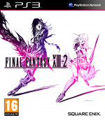 Final Fantasy XIII-2 Cover (Click to enlarge)